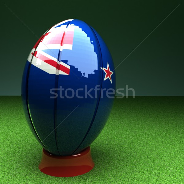 New Zealand Rugby Stock photo © Koufax73