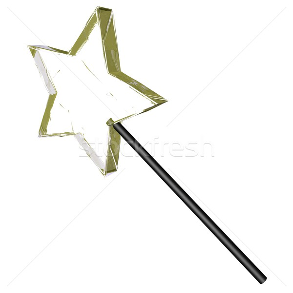 Magic wand Stock photo © Koufax73