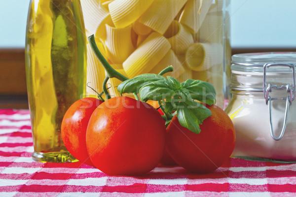Tomatoes Stock photo © Koufax73