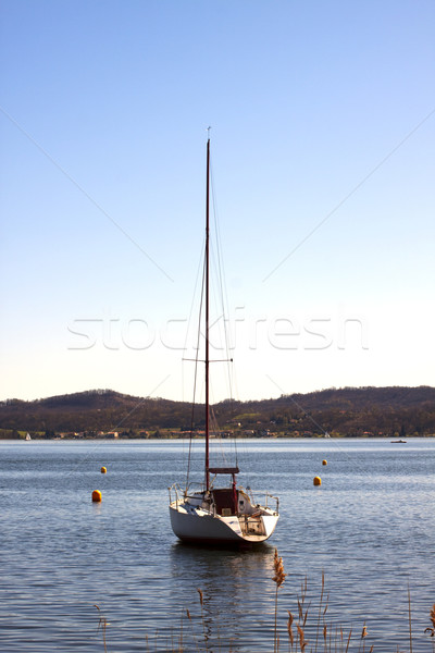 Boat Stock photo © Koufax73