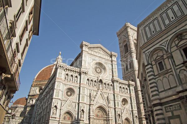 Duomo di Firenze Stock photo © Koufax73