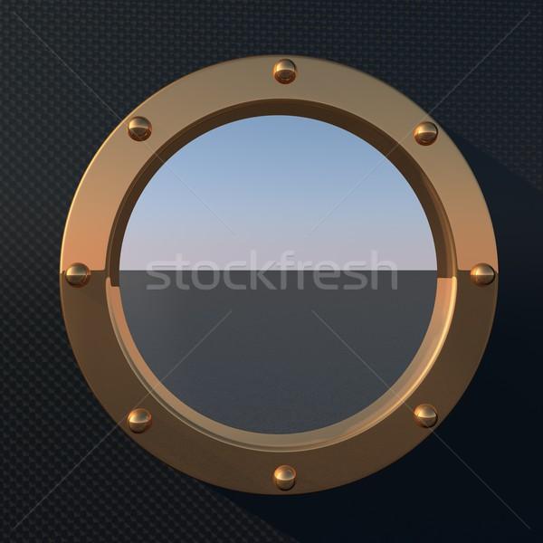 Porthole Stock photo © Koufax73