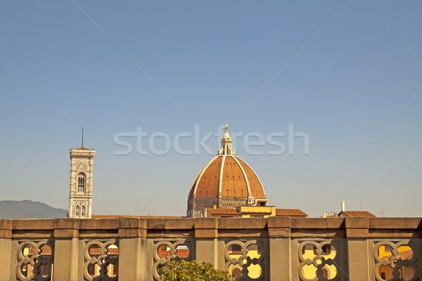 Duomo of Florence Stock photo © Koufax73