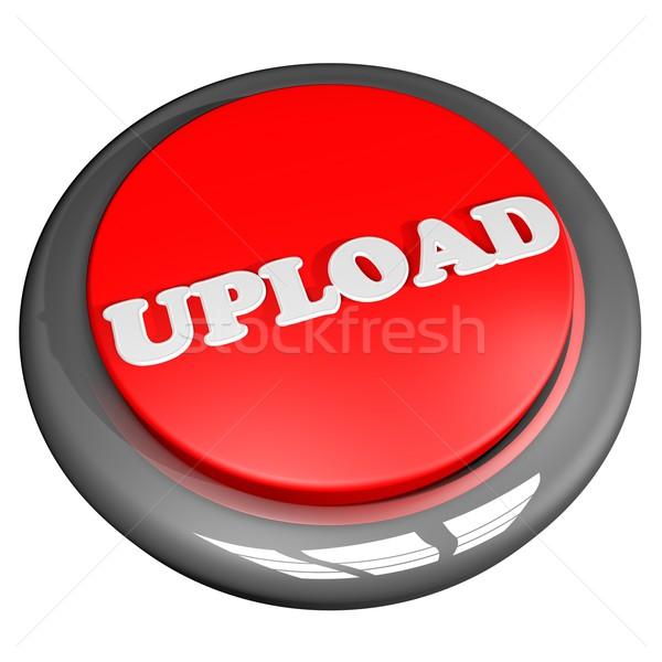 Upload button Stock photo © Koufax73