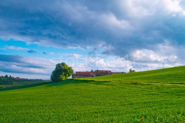 Farm Stock photo © Koufax73