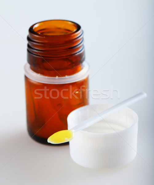 Royal jelly Stock photo © Koufax73