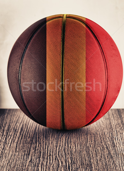 Belgium basketball Stock photo © Koufax73