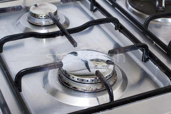 Gas stove Stock photo © Koufax73