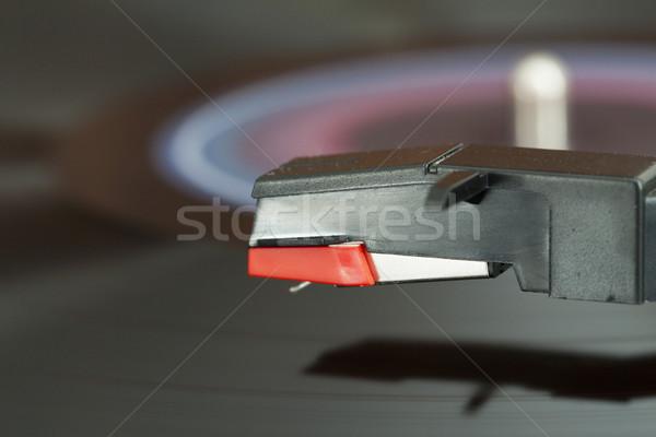Turntable Stock photo © Koufax73