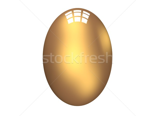 Golden egg Stock photo © Koufax73