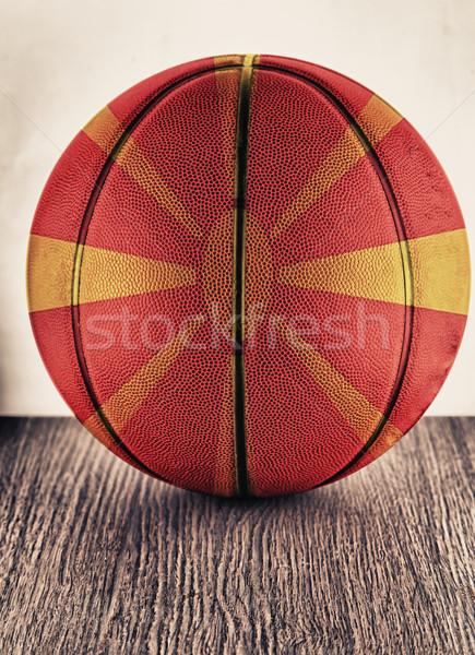 Macedonia basketball Stock photo © Koufax73