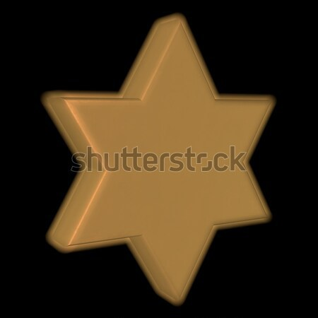 Star of David Stock photo © Koufax73