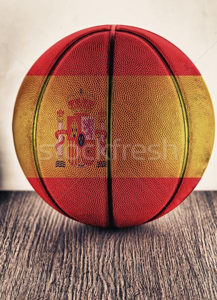 Spain basketball Stock photo © Koufax73
