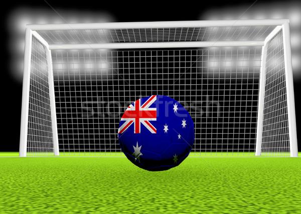 Soccer Australia Stock photo © Koufax73