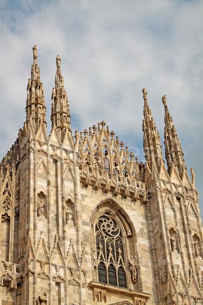 Duomo di Milano Stock photo © Koufax73