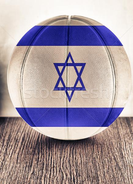Israel basketball Stock photo © Koufax73
