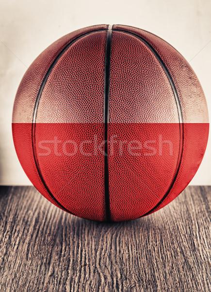 Poland basketball Stock photo © Koufax73