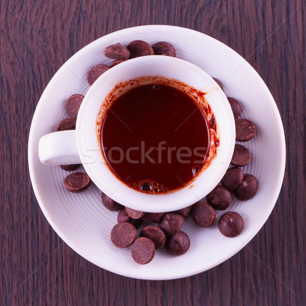 Stock photo: Hot Chocolate