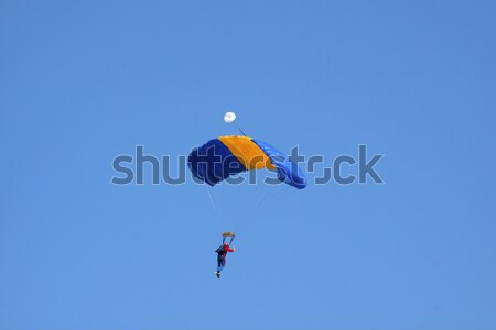 Parachute Stock photo © Koufax73