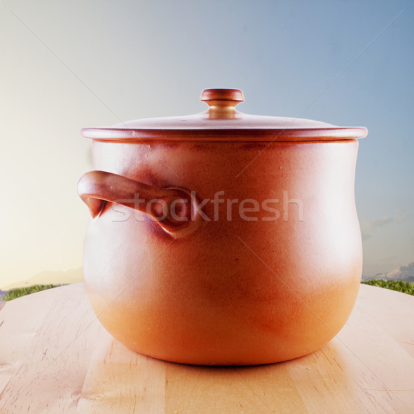Pot Stock photo © Koufax73