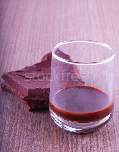 Stock photo: Chocolate