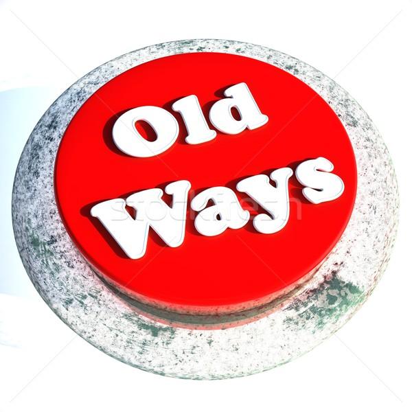 Old ways Stock photo © Koufax73