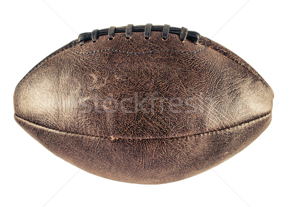 Football isolated Stock photo © Koufax73