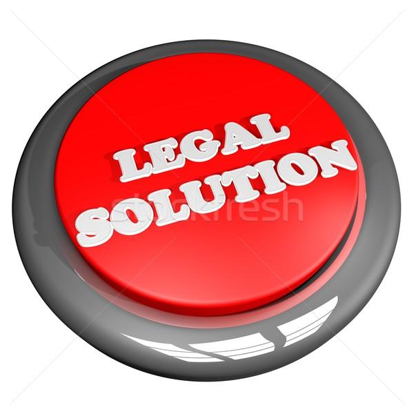 Legal solution Stock photo © Koufax73
