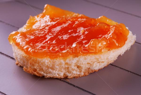 Toast with jam Stock photo © Koufax73