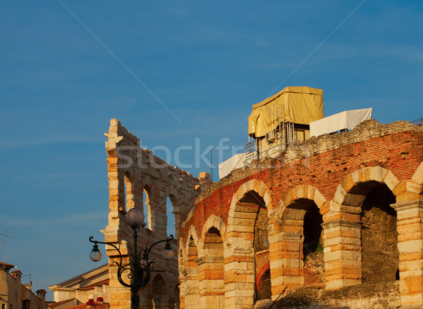 Arena di Verona Stock photo © Koufax73