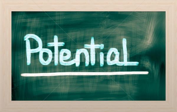 Potencial professor comunicação treinamento sucesso profissional Foto stock © KrasimiraNevenova
