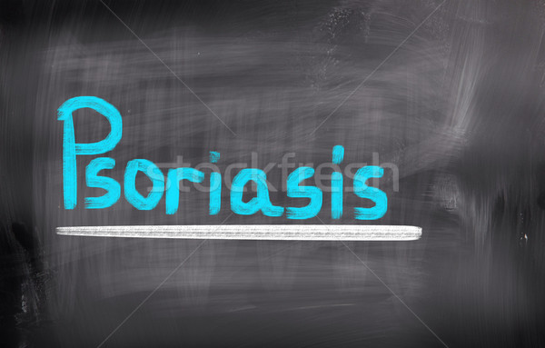 Psoriasis Concept Stock photo © KrasimiraNevenova