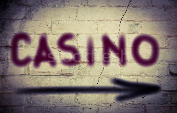 Casino Concept  Stock photo © KrasimiraNevenova