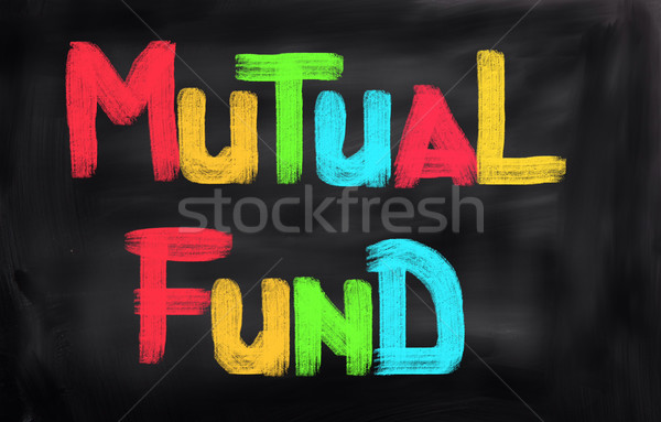 Mutual Fund Concept Stock photo © KrasimiraNevenova