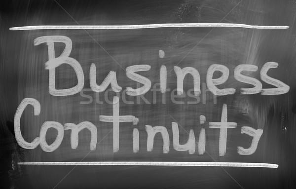 Business Conceept Stock photo © KrasimiraNevenova