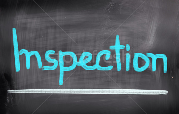 Inspection Concept Stock photo © KrasimiraNevenova
