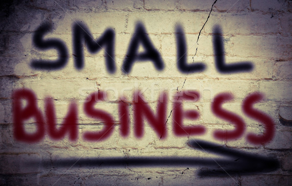 Small Business Concept Stock photo © KrasimiraNevenova
