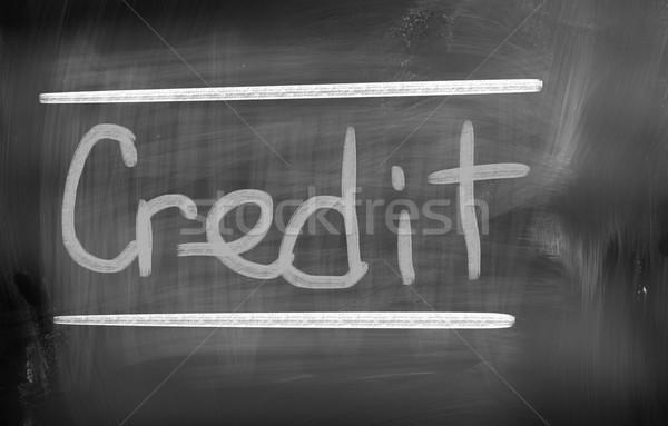 クレジットカード お金 背景 金融 カード データ ストックフォト © KrasimiraNevenova