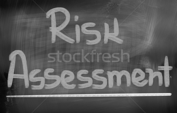 Risk Assessment Concept Stock photo © KrasimiraNevenova