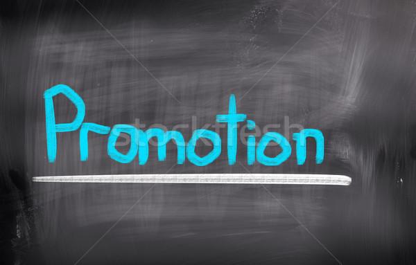 Promotion Concept Stock photo © KrasimiraNevenova