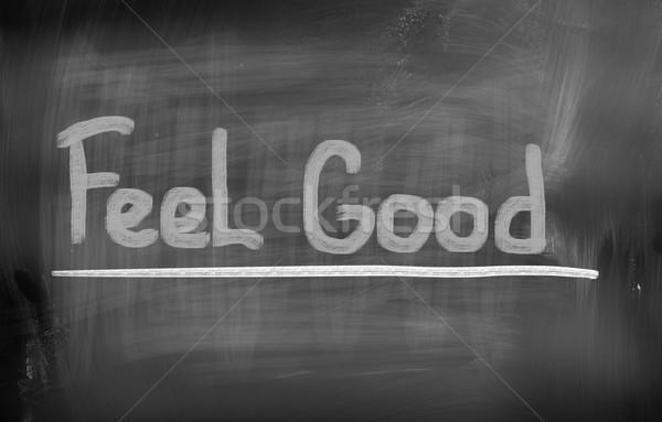 Stockfoto: Goede · zomer · leuk · ontspannen · succes · ondersteuning