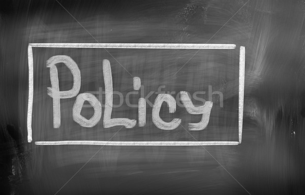 Policy Concept Stock photo © KrasimiraNevenova