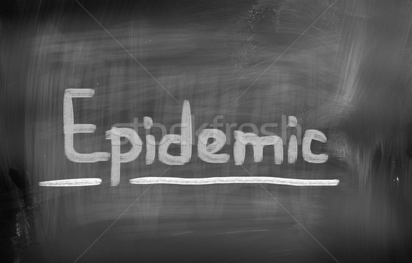 Epidemia abstract medici design salute segno Foto d'archivio © KrasimiraNevenova