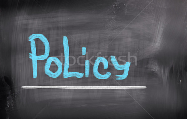 Policy Concept Stock photo © KrasimiraNevenova