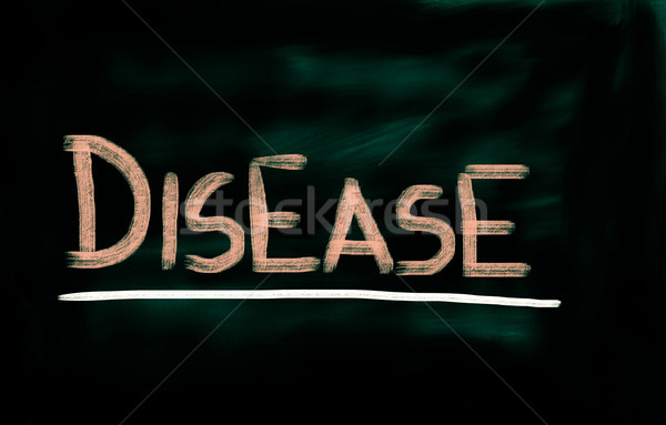 Disease Concept Stock photo © KrasimiraNevenova