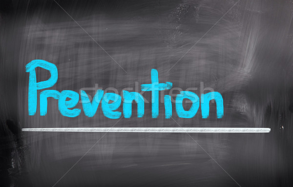 Prevention Concept Stock photo © KrasimiraNevenova