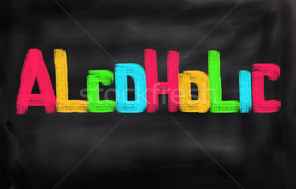 Alcoholic Concept Stock photo © KrasimiraNevenova
