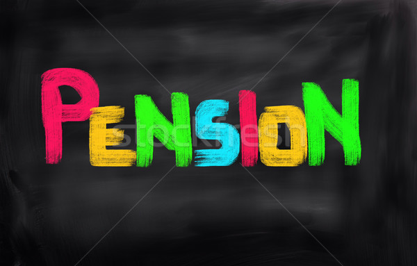 Pension Concept Stock photo © KrasimiraNevenova