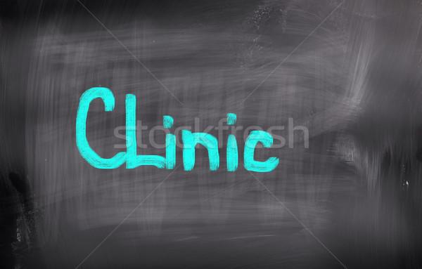 Healthcare Concept Stock photo © KrasimiraNevenova