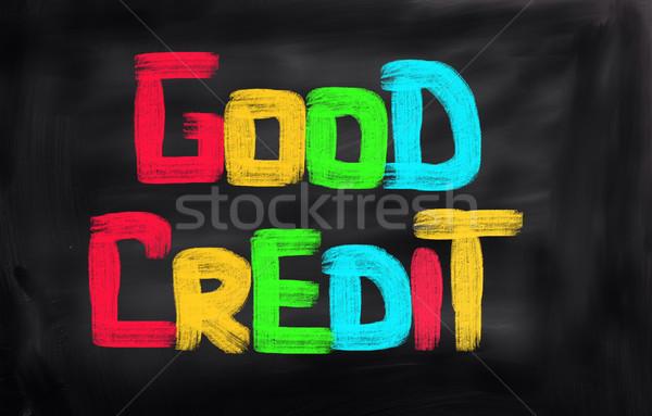 良い クレジットカード 抽象的な 無料 パス 歴史 ストックフォト © KrasimiraNevenova
